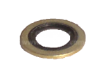 Sealing ring for fuel filter large