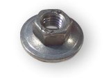 Saab 9000 wheel-arch trim nut