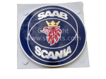 Saab 9000 CD 4-door Rear Badge