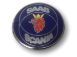 Saab 9-3 REAR Saab/Scania emblem (hatchback models)