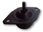 Saab 900 Front engine mount (hydraulic style, rubber)