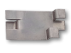 Genuine Saab 900 decor trim clip RH front / LH rear