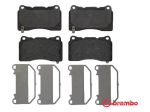 SAAB 9-5 FRONT brake pad kit for HIRSCH-upgraded 330mm brakes