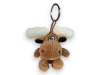Soft Elk Key Ring