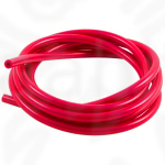Samco Sport Silicone Vacuum Hose 3mm (per metre) Red - Click Image to Close