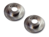 Saab 900 brake disc pair FRONT (to 1987) ventilated