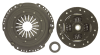 Saab 9000 2.0, 2.3t 3.0 clutch kit