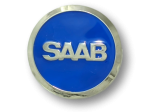Saab 96 C-pillar and Sonett 3 Grille badge