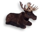 Nodding elk (dark)