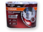 Osram Nightbreaker H1 bulb twin-pack