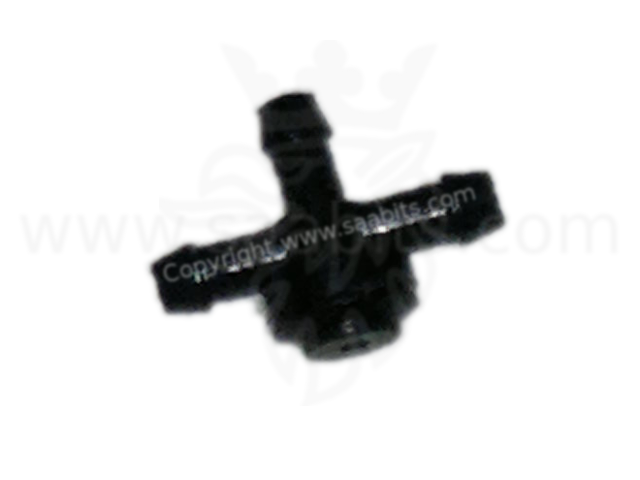 Saab 900 9000 9-3 washer valve (three-way) - Click Image to Close
