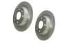Saab 99 90 900 Solid disc Pair FRONT